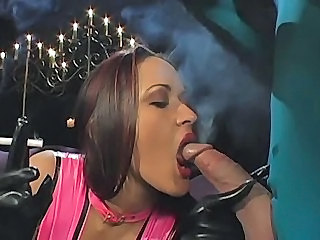Blowjob Handjob Latex  Pornstar