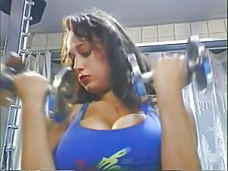 Big Tits Cute  Sport