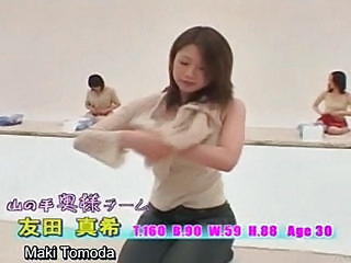 Asian Funny Japanese  Stripper