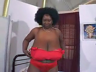 Big Tits Ebony Lingerie Mature Natural