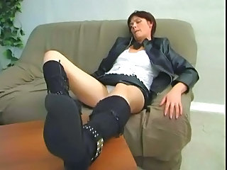 Amateur Mature Russian Sleeping