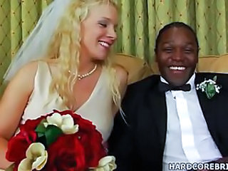 Bride Hardcore Interracial