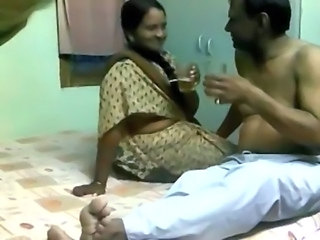 Drunk Homemade Indian Maid Mature