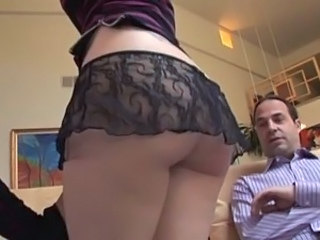 Ass Lingerie  Old and Young