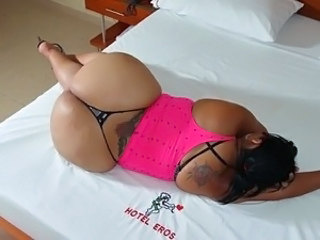 Ass  Latina  Panty Tattoo