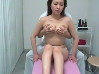Asian Big Tits Forced Japanese Massage