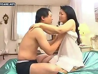 Asian Big Tits Japanese  Mom