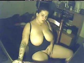 Big Tits Chubby  Mom Natural  Solo Tattoo Webcam