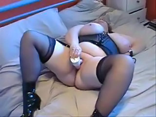 Amateur  Big Tits Corset Masturbating Mature Orgasm Stockings Toy