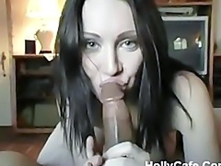 Amateur  Blowjob Interracial  Pov