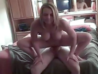 Amateur Creampie Homemade  Riding Wife