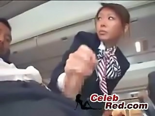 Asian Handjob Japanese  Public Uniform