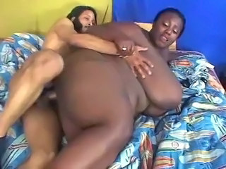 Big Tits Ebony Hardcore Interracial  Natural