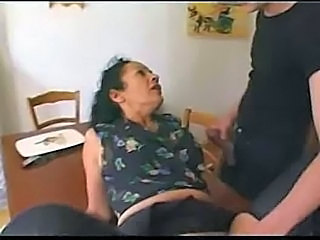 European French Maid Mature Old and Young