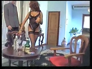 Big Tits Drunk German  Pornstar Stockings