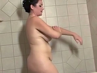 Ass Chubby Mature  Showers