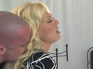 Blonde German Hardcore  Pornstar