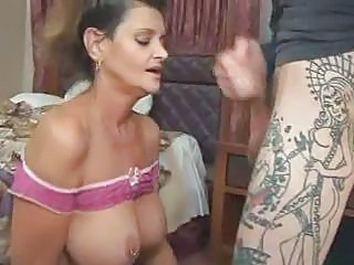 Big Tits Blowjob Mature Piercing