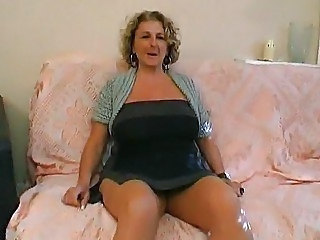 Chubby Mature Natural