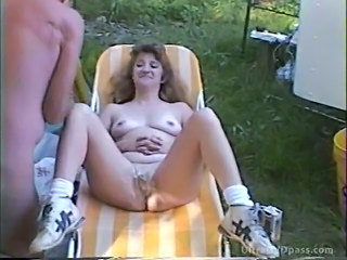 Mature Outdoor Shaved
