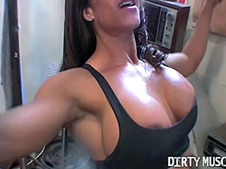 Big Tits  Muscled