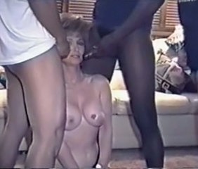 Amateur Cuckold Cumshot Gangbang Interracial  Wife