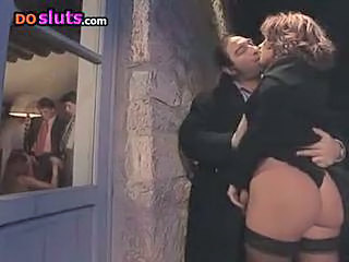 Ass European Italian Kissing  Vintage