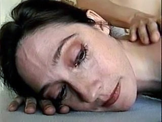 Brunette Massage Mom