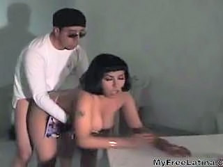 Amateur Brazilian Doggystyle Latina