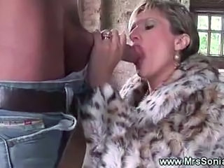 Blowjob Clothed
