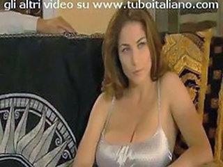 Big Tits European Italian  Natural