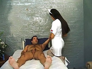 Latina  Nurse Uniform