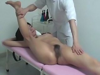 Asian Doctor Hairy Japanese