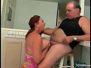 Big Tits Mature Older Tits job