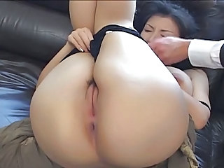Asian Ass  Japanese Mature