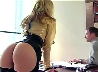 Amazing Ass  Office Secretary