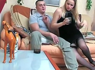 Drunk  Russian Stockings