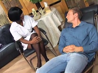 Doctor Ebony  Pornstar Stockings