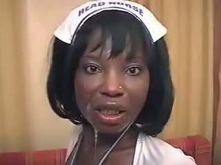 Facial Ebony  Nurse