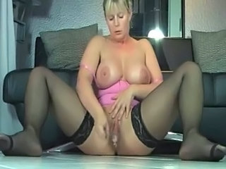 Orgasm Stockings Webcam