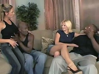 Sexe En Grup Interracial