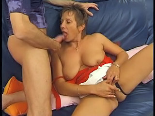 Blowjob Mature Panty
