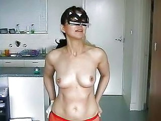 Amateur Fetish Homemade Kitchen