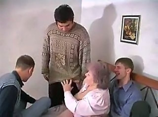 Gangbang Mature Mom Old and Young