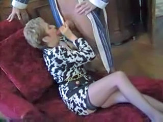 Mature Stockings Vintage