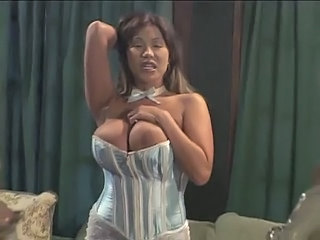 Asian Big Tits Corset