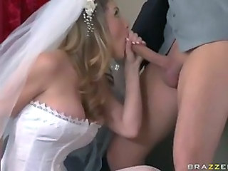 Blowjob Bride