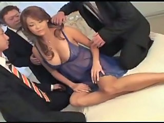 Asian Cute Gangbang Japanese Lingerie