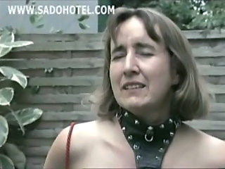 Fetish Mature Outdoor