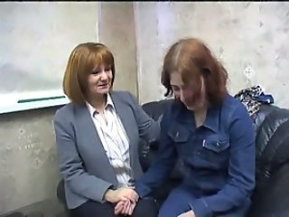 Amateur Lesbian Mature Old and Young Russian